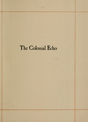 Page 5, 1933 Edition, College of William and Mary - Colonial Echo Yearbook (Williamsburg, VA) online yearbook collection