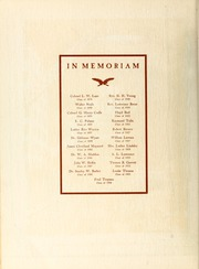 Page 14, 1934 Edition, College of William and Mary - Colonial Echo Yearbook (Williamsburg, VA) online yearbook collection