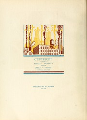Page 6, 1934 Edition, College of William and Mary - Colonial Echo Yearbook (Williamsburg, VA) online yearbook collection