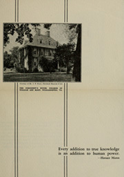 Page 5, 1935 Edition, College of William and Mary - Colonial Echo Yearbook (Williamsburg, VA) online yearbook collection