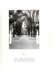Page 17, 1938 Edition, College of William and Mary - Colonial Echo Yearbook (Williamsburg, VA) online yearbook collection