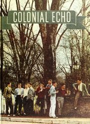 1949 Edition, College of William and Mary - Colonial Echo Yearbook (Williamsburg, VA)