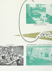 Page 10, 1951 Edition, College of William and Mary - Colonial Echo Yearbook (Williamsburg, VA) online yearbook collection