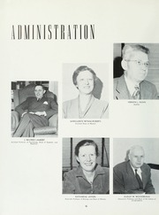 Page 14, 1951 Edition, College of William and Mary - Colonial Echo Yearbook (Williamsburg, VA) online yearbook collection