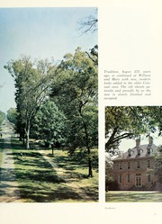 Page 9, 1968 Edition, College of William and Mary - Colonial Echo Yearbook (Williamsburg, VA) online yearbook collection