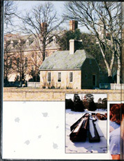 Page 10, 1988 Edition, College of William and Mary - Colonial Echo Yearbook (Williamsburg, VA) online yearbook collection