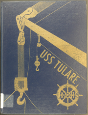 Page 1, 1973 Edition, Tulare (LKA 112) - Naval Cruise Book online yearbook collection