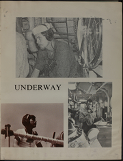 Page 15, 1973 Edition, Tulare (LKA 112) - Naval Cruise Book online yearbook collection