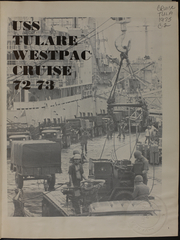 Page 5, 1973 Edition, Tulare (LKA 112) - Naval Cruise Book online yearbook collection