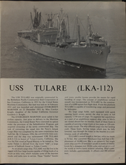Page 9, 1973 Edition, Tulare (LKA 112) - Naval Cruise Book online yearbook collection