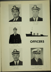 Page 13, 1963 Edition, Wedderburn (DD 684) - Naval Cruise Book online yearbook collection