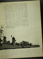 Page 9, 1963 Edition, Wedderburn (DD 684) - Naval Cruise Book online yearbook collection