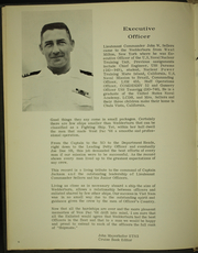 Page 10, 1966 Edition, Wedderburn (DD 684) - Naval Cruise Book online yearbook collection