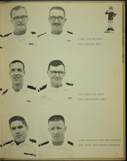 Page 13, 1966 Edition, Wedderburn (DD 684) - Naval Cruise Book online yearbook collection