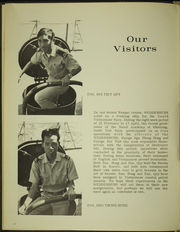 Page 16, 1966 Edition, Wedderburn (DD 684) - Naval Cruise Book online yearbook collection