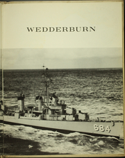 Page 7, 1966 Edition, Wedderburn (DD 684) - Naval Cruise Book online yearbook collection