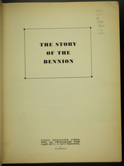 Page 5, 1947 Edition, Bennion (DD 662) - Naval Cruise Book online yearbook collection