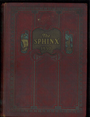 1930 Edition, The Citadel - Sphinx Yearbook (Charleston, SC)