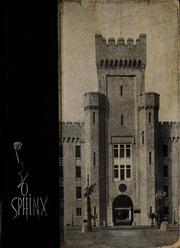 1936 Edition, The Citadel - Sphinx Yearbook (Charleston, SC)