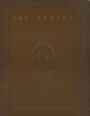 1943 Edition, The Citadel - Sphinx Yearbook (Charleston, SC)