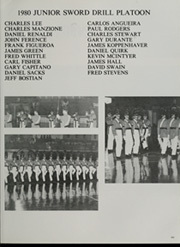Page 107, 1979 Edition, The Citadel - Sphinx Yearbook (Charleston, SC) online yearbook collection