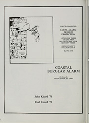 Page 364, 1979 Edition, The Citadel - Sphinx Yearbook (Charleston, SC) online yearbook collection