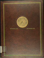 1945 Edition, Bunker Hill (CV 17) - Naval Cruise Book