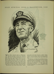 Page 17, 1945 Edition, Bunker Hill (CV 17) - Naval Cruise Book online yearbook collection