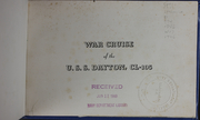 Page 3, 1946 Edition, Dayton (CL 105) - Naval Cruise Book online yearbook collection