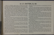 Page 5, 1946 Edition, Dayton (CL 105) - Naval Cruise Book online yearbook collection