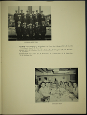 Page 13, 1945 Edition, Edgecombe (APA 164) - Naval Cruise Book online yearbook collection
