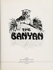 Page 9, 1928 Edition, Brigham Young University - Banyan Yearbook (Provo, UT) online yearbook collection