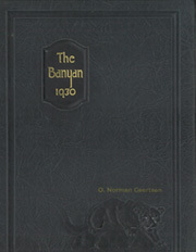 Page 1, 1930 Edition, Brigham Young University - Banyan Yearbook (Provo, UT) online yearbook collection