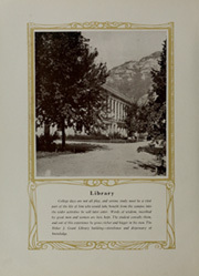 Page 14, 1930 Edition, Brigham Young University - Banyan Yearbook (Provo, UT) online yearbook collection