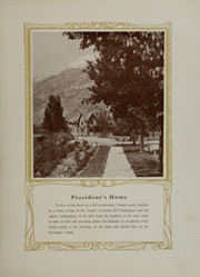 Page 15, 1930 Edition, Brigham Young University - Banyan Yearbook (Provo, UT) online yearbook collection