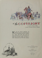 Page 6, 1930 Edition, Brigham Young University - Banyan Yearbook (Provo, UT) online yearbook collection