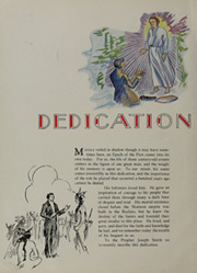 Page 8, 1930 Edition, Brigham Young University - Banyan Yearbook (Provo, UT) online yearbook collection