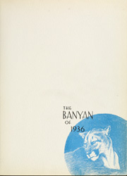 Page 5, 1936 Edition, Brigham Young University - Banyan Yearbook (Provo, UT) online yearbook collection