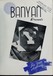 Page 7, 1939 Edition, Brigham Young University - Banyan Yearbook (Provo, UT) online yearbook collection