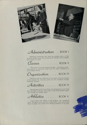 Page 8, 1939 Edition, Brigham Young University - Banyan Yearbook (Provo, UT) online yearbook collection