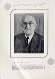 Page 10, 1940 Edition, Brigham Young University - Banyan Yearbook (Provo, UT) online yearbook collection