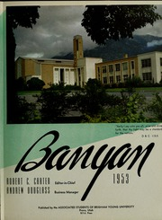 Page 7, 1953 Edition, Brigham Young University - Banyan Yearbook (Provo, UT) online yearbook collection