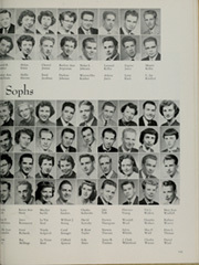 Page 345, 1954 Edition, Brigham Young University - Banyan Yearbook (Provo, UT) online yearbook collection