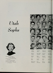 Page 346, 1954 Edition, Brigham Young University - Banyan Yearbook (Provo, UT) online yearbook collection