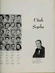 Page 351, 1954 Edition, Brigham Young University - Banyan Yearbook (Provo, UT) online yearbook collection