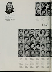 Page 352, 1954 Edition, Brigham Young University - Banyan Yearbook (Provo, UT) online yearbook collection