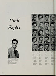 Page 354, 1954 Edition, Brigham Young University - Banyan Yearbook (Provo, UT) online yearbook collection
