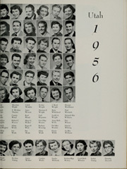 Page 357, 1954 Edition, Brigham Young University - Banyan Yearbook (Provo, UT) online yearbook collection