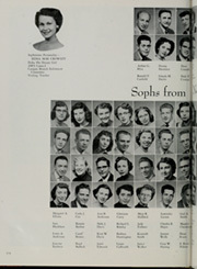 Page 358, 1954 Edition, Brigham Young University - Banyan Yearbook (Provo, UT) online yearbook collection