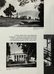 Page 14, 1960 Edition, Brigham Young University - Banyan Yearbook (Provo, UT) online yearbook collection